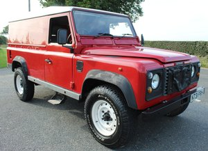 Picture of 1996 Land Rover 110 Defender TDi  4 former keepers SOLD