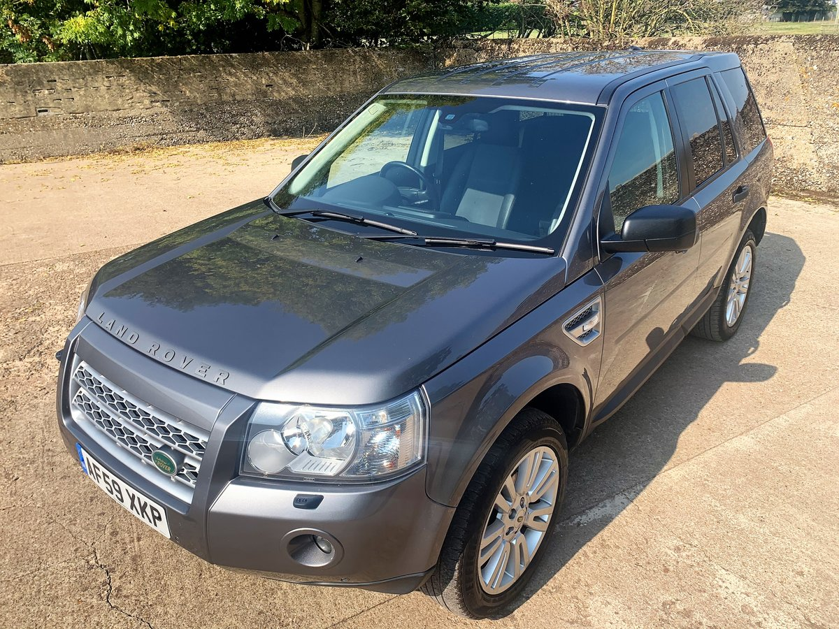 2009/59 FREELANDER 2 2.2TD4 XS AUTOMATIC+NICE CONDITION SOLD (picture 1 of 6)