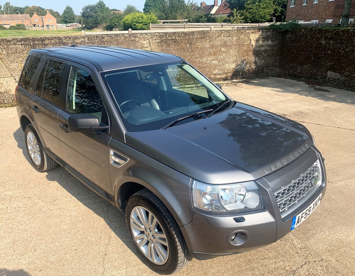 2009/59 FREELANDER 2 2.2TD4 XS AUTOMATIC+NICE CONDITION SOLD (picture 2 of 6)