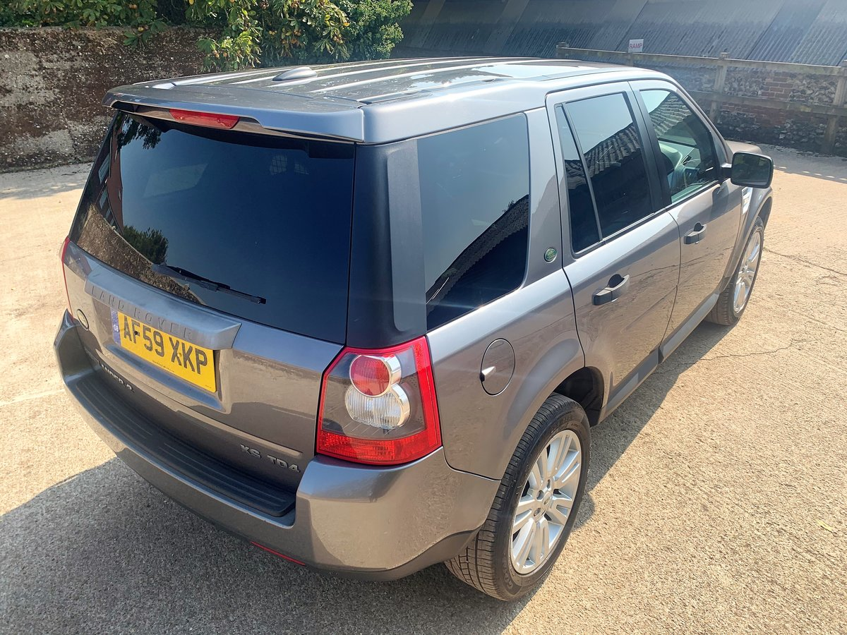 2009/59 FREELANDER 2 2.2TD4 XS AUTOMATIC+NICE CONDITION SOLD (picture 3 of 6)
