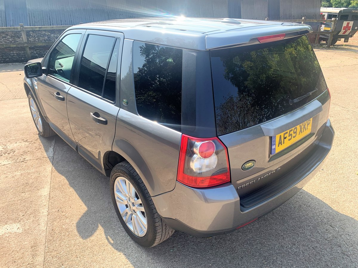 2009/59 FREELANDER 2 2.2TD4 XS AUTOMATIC+NICE CONDITION SOLD (picture 4 of 6)