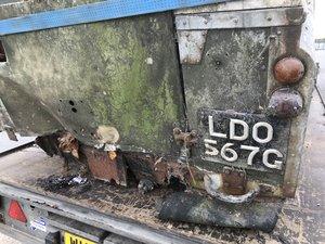 Land Rover Series 2A LWB Spares or Repair 1968