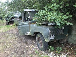 1968 Land Rover Series 2A LWB 6 CYLINDER Spares/Repair
