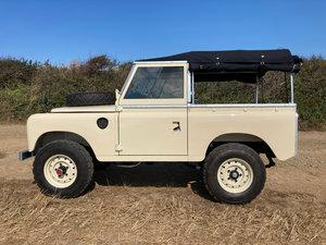 1978 Land Rover series 3 **nut & bolt restoration** For Sale