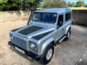 Picture of 2004 Defender 90 TD5 X-tech limited edition 6 seater  SOLD