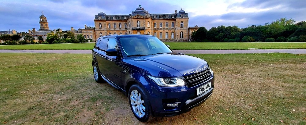 2013 (63) LHD RANGE ROVER SPORT, 3.0SDV6,LEFT HAND DRIVE For Sale (picture 1 of 6)