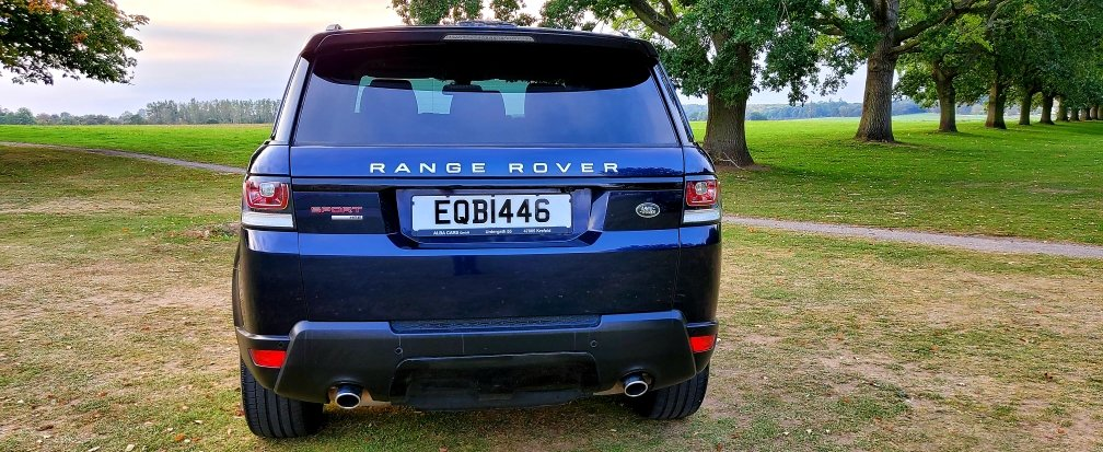 2013 (63) LHD RANGE ROVER SPORT, 3.0SDV6,LEFT HAND DRIVE For Sale (picture 4 of 6)