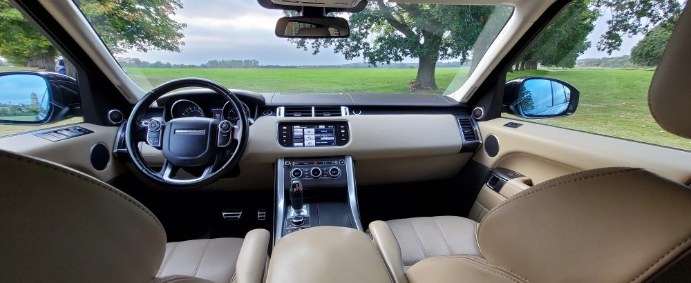 2013 (63) LHD RANGE ROVER SPORT, 3.0SDV6,LEFT HAND DRIVE For Sale (picture 6 of 6)