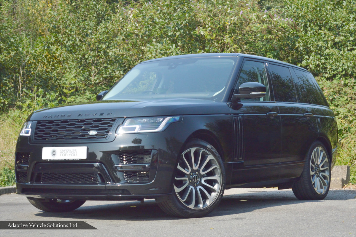 2018 MASSIVE SAVING Range Rover Vogue 3.0 TDV6 SVO Kit For Sale (picture 1 of 6)