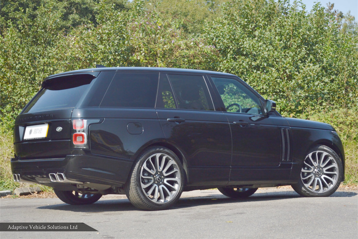 2018 MASSIVE SAVING Range Rover Vogue 3.0 TDV6 SVO Kit For Sale (picture 2 of 6)