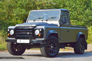Picture of 2009 VAT Qual Bespoke Land Rover Defender 110 inc Apple Car Play  SOLD