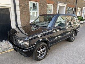 2001 Range Rover P38 Westminster 4.0 V8 For Sale