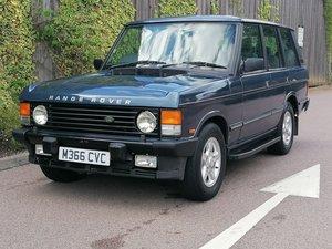 94/M  Rangr Rover Voguse SE Soft Dash