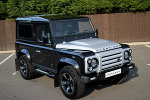 2016/16 Land Rover Overfinch Defender 90 XS Station Wagon