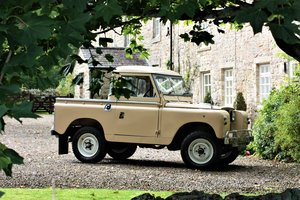 1962 LOVINGLY RESTORED and CARED FOR SERIES 2A
