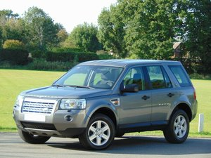 2007 Left Hand Drive Landrover Freelander 2 TD4 Auto.. Low Miles For Sale