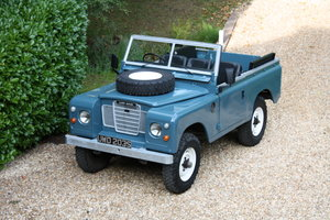 Land Rover Series 3 Petrol Galvanised Chassis