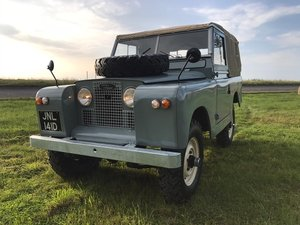 Picture of 1966 Land Rover® Series 2a *Recent Rebuild* (JNL) For Sale