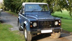 2010 Land Rover Defender 90 Truck Cab For Sale