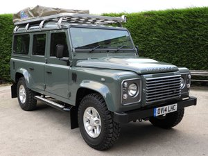 2014 LAND ROVER DEFENDER 110 2.2TDCI XS STATION WAGON !!!