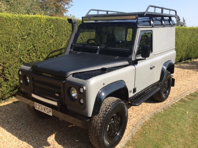 LAND ROVER DEFENDER 90 300 TDI 7 SEATER 1988 PX WELCOME For Sale | Car And Classic