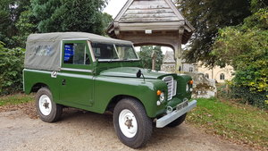 1971 Land Rover Series 3 - 2.25 petrol For Sale