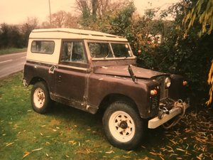 1961 I want to buy my dads old Series 2A