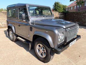 2007 Defender 90 TDCi XS Station Wagon 4 seater good history
