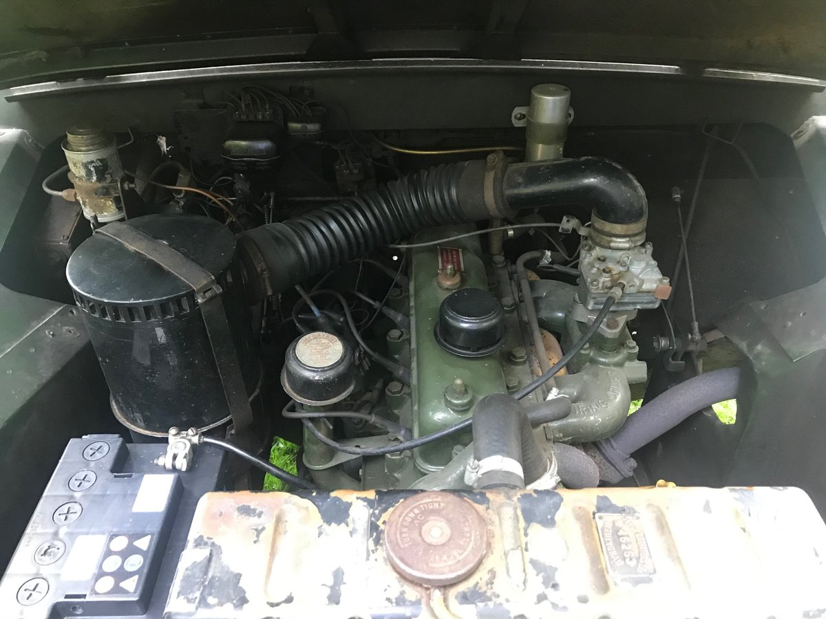 "Land Rover Series 2 1958 Built 88"" 2.25 petrol, Survivor! For Sale (picture 5 of 6)"