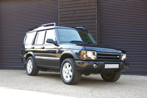 Land Rover Discovery 2 4.0 V8 ROYAL EDITION (59,550 miles)