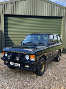 1994 Land Rover Range Rover Vogue SE Classic LPG For Sale