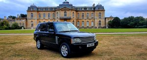 2007 LHD RANGE ROVER VOGUE 3.6TD V8 AUTO, LEFT HAND DRIVE