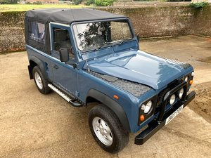 Picture of 1992 Defender 90 200TDi 7 seater softtop+exportable