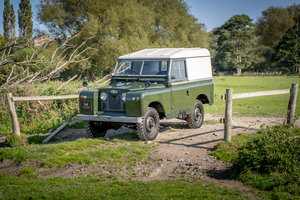 "Picture of 1963 Land Rover Series 2a 88""  2 Owners & 73,000 Miles NEU 37"