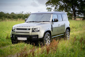 All New 2020 Land Rover Defender 110 D240 HSE Williams Editi