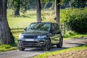 Range Rover Sport 3.0SD V6 2015 HEV Autobiography (340ps) 1