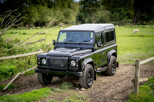 Land Rover Defender 90 Station Wagon 2015 Only 18,000 Miles