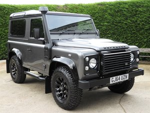 2014 LAND ROVER DEFENDER 90 2.2TDCI XS STATION WAGON ONLY 1K