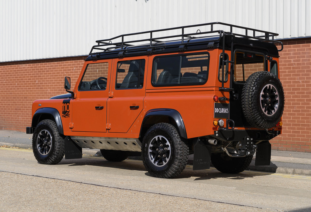 2016 Land Rover Defender 110 Adventure (LHD) For Sale (picture 4 of 24)