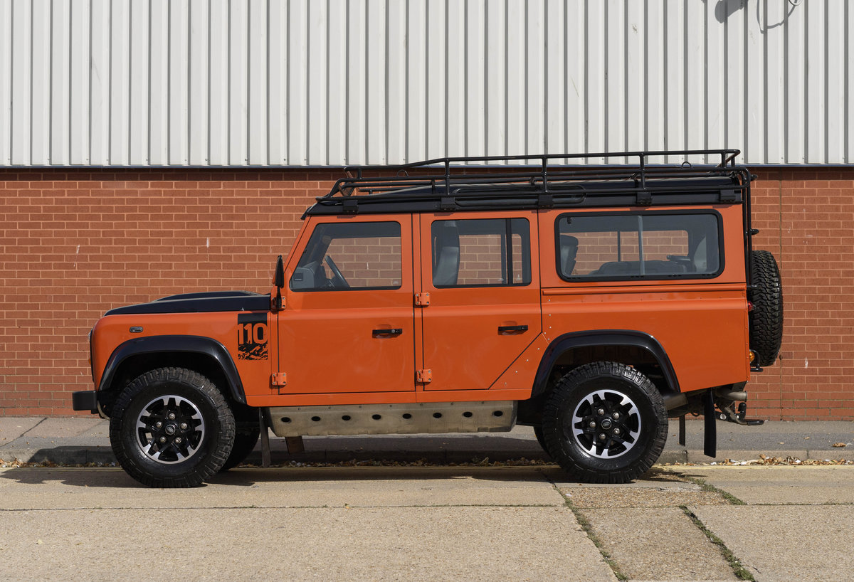 2016 Land Rover Defender 110 Adventure (LHD) For Sale (picture 6 of 24)