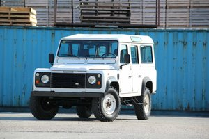 1991 LAND ROVER DEFENDER 110 - 200TDI - LHD - (USA Eligible)