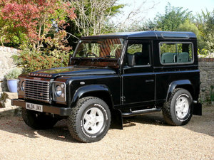 Picture of 2004 Land Rover Defender 90 Td5 County XS Limited Edition For Sale