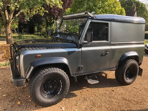 2002 Land Rover Defender Superb runner, brand new MOT