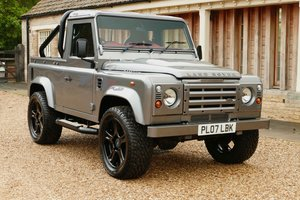 LAND ROVER DEFENDER 90 2.4TDci NeneBuilt pick up