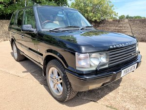 Picture of 2001 RANGE ROVER P38 2.5DHSE AUTO For Sale