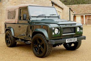 Land Rover Defender Falcon Soft Top
