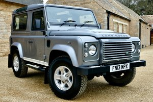 2013 LAND ROVER DEFENDER 90 2.2TDci XS STATION WAGON