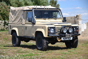 Picture of 1995 Defender 110 300 Tdi ex-military soft-top SOLD