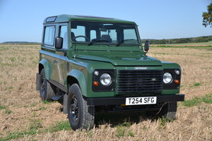 1999 Defender 90 TD5 County Station Wagon