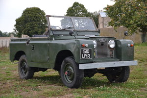 Picture of 1960 Land Rover Series 2 88 SOLD